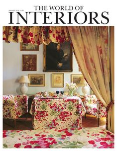 The World of Interiors January 2016 by Condé Nast Digital - issuu