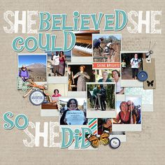 Ideas for Scrapbook Page Titles from Inspiring Quotes and Sayings  | Heather Awsumb | Get It Scrapped