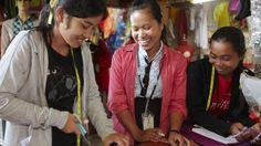 Gap Inc. P.A.C.E.: Advancing Women to Advance the World