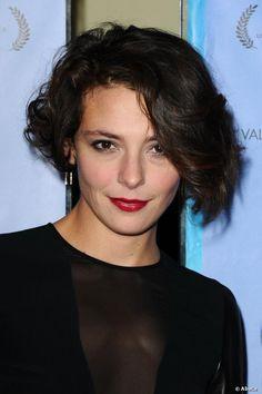 Jasmine Trinca curly short hair                                                                                                                                                                                 More                                                                                                                                                                                 More