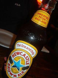NewCastle Newcastle, Beer Bottle, Cool Stuff, Drinks, Food, Drinking, Beverages, Drink, Meals