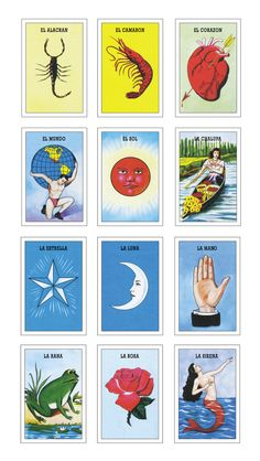 loteria- i'd like to get a variation of the sun on one hand and the moon on the other
