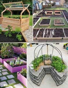 Jak na naše vysoké záhony | Vysněná zahrada Raised Garden Beds, Gardening, Plants, Photography, Decor, Images, Lawn And Garden, Search, Photograph