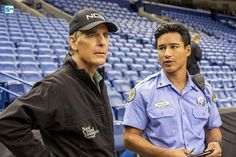 NCIS: New Orleans - Episode 3.03 - Man on Fire - Promo Promotional Photos & Press Release