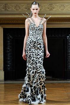 Alexis Mabille - Autumn/Winter 2011-12 Couture - Paris (Vogue.co.uk)