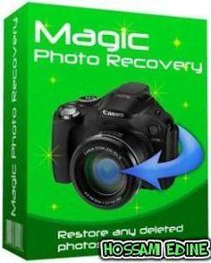 برنامج متخصص لإستعادة الصور المفقودة Magic Photo Recovery 4.5 Final+portable