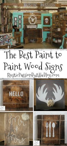 Best Paint For Wood Signs Modern Decor Diy Best Paint For Wood Wood Signs