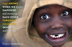 Quotes from Humbled Warrior  |  humbledwarrior.com