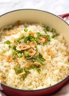 Garlic Butter Rice - Spend With Pennies - Garlic Butter Rice – Buttery, garlicky rice – a perfect side for any meal, and so good you can eat it plain! Rice Side Dishes, Side Dishes Easy, Food Dishes, Simple Rice Dishes, Simple Rice Recipes, Easy Recipes, Garlic Butter Rice, Garlic Bread, Garlic Dip