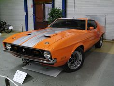 1971 Ford Mustang Mach 1#Repin By:Pinterest++ for iPad#