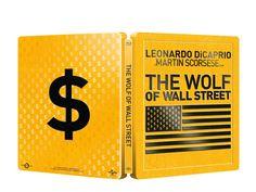 The wolf of wall street steelbook