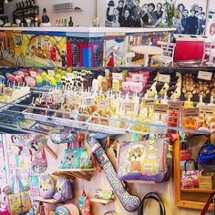 Cuteness coolness and deliciousness in Palermo Soho #buenosaires #palermo #palermosoho #designer #instafashion #icecream #icepops #nomsandrambles #nomsandrambleseats #nomsandramblestravels #instatravel #instapassport #foodstagram #instafood #argentina #southamerica #southamericatravel