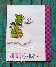 Diary of an Inky Girl…: Magical Dragons - MFT Stamps