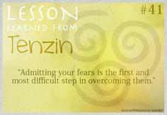 Avatar Life Lessons #41