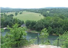 Point Lookout at College of the Ozarks just outside Branson, MO