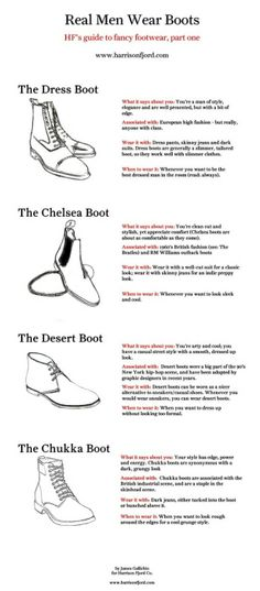 Real Man Wear Boots