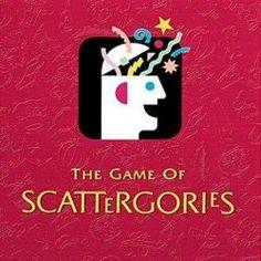 Scattegories - great word retrieval game.