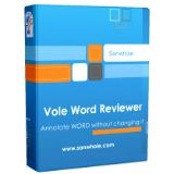 Vole Word Reviewer Professional 3.59.7061