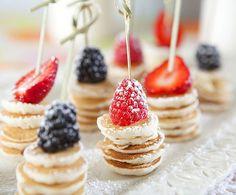 Mini Pankcakes Rock!