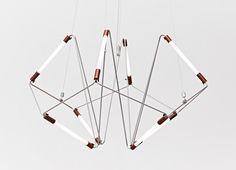Geometric and Customizable Lamp