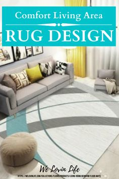 Don't Forget to Add that last Layer of Beautiful Decor in any Room in your home with a stylish Area Rug. #floordecor #carpet #arearug Bedroom Flooring, Floor Decor, Diy Garden Decor, Living Room Bedroom, Floor Mats, Living Area, Don't Forget, Area Rugs, Carpet