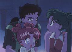 Seiya Usagi and Chibichibi