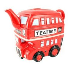 Wholesale offer - The Famous British Bus Ceramic Teapots from UK Wholesalers