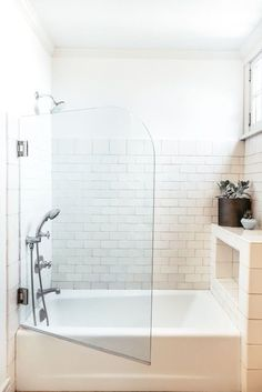 Door Details - Showers You'll Want To Spend All Day In - Photos