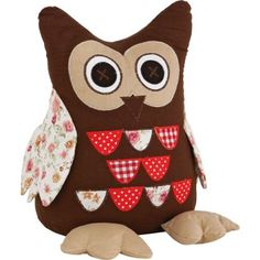Ollie Owl Door Stop at Homebase -- Be inspired and make your house a home. Buy now.