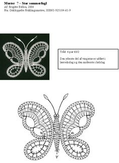 Album sous forme d& Filet Crochet, Form Crochet, Irish Crochet, Crochet Motif, Brigitte B, Romanian Lace, Bobbin Lacemaking, Bobbin Lace Patterns, Crochet Angels