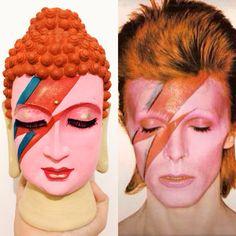 Buda David Bowie ! @artgab_