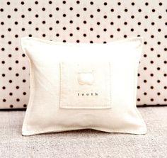 14 Tooth Fairy Pillows #tutorial #kids