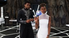 'Black Panther': Why Not Queen Shuri? (Guest Column)