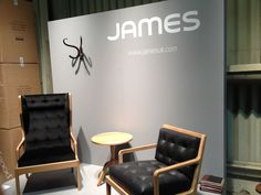 James Harrison at CDW James Harrison, Exhibitions, House Design, Table, Furniture, Home Decor, Decoration Home, Room Decor, Tables