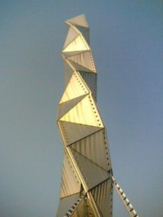 Arata Isozaki's Mito Tower