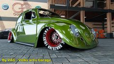cool beetle, (front)