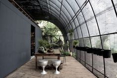 Outdoor Living spaces, Siu Siu – Lab of Primitive Senses / DIVOOE ZEIN Architects, Taipei, Taiwan