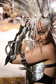 Hawt Cyberpunk Look  -MYTH Masquerade