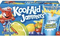 Screenshot 545 Kool Aid Jammers solo $1.38 en Walmart!