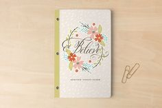All Good Things Notebooks by Kristie Kern at minted.com