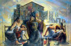 Ayrton, The Captive Seven