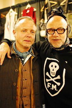 Mr. Freedom's Chrisophe and Feal Mor's JP Plunier