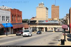 RailPictures.Net Photo: NS 8025 Norfolk Southern GE ES44AC at Aurora, Illinois by Kevin The Krazy 1