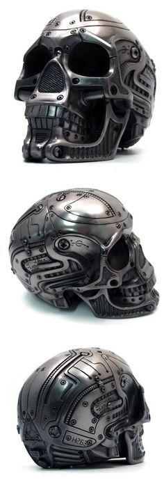 Skull Motorcycle Helmets for your Skull