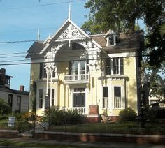 Brunswick Ga Historic District | Description GA Brunswick Old Town HD Mahoney-McGarvey House01.jpg