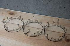 Wire Works by Masao Seki 13