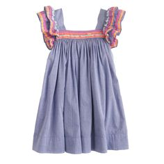 Girls' Nellystella® embellished Chloe dress : beach cover-ups   J.Crew