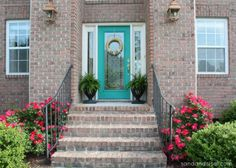 Front Door Paint Color - ASCP Florence