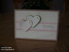 Hochzeitskarte Stampin Up 008
