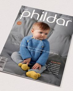 Catalogue n°690 : Les fils essentiels Kids Rugs, Knitting, Baby, Ajouter, Couture, Pdf, Toddler Girls, Layette, Knit Baby Sweaters